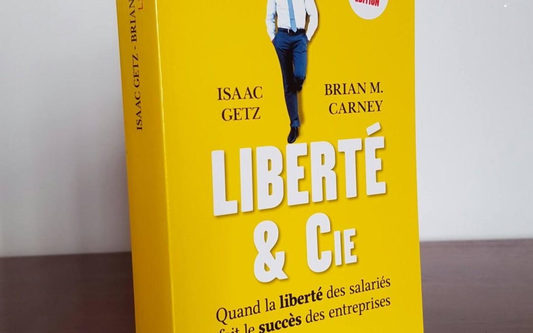Libertée et Cie, Nouvelle édition du Livre d'Isaac Getz
